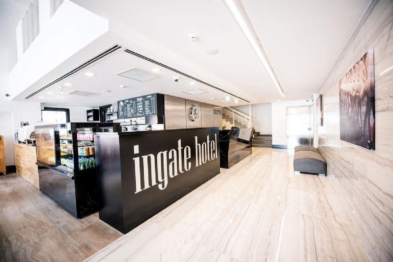 Ingate Hotel & Cafe Fotoğrafı
