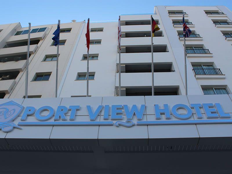 Port View Hotel Fotoğrafı