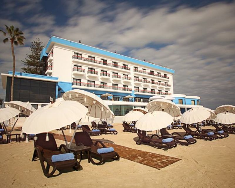 Arkın Palm Beach Hotel Fotoğrafı
