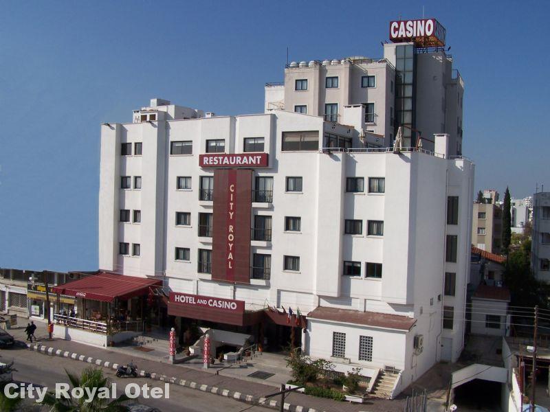 City Royal Otel Fotoğrafı