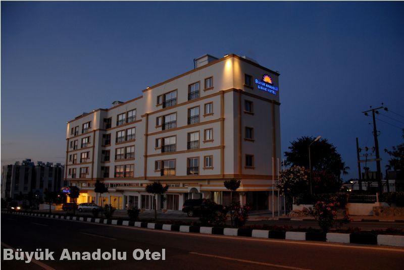 Büyük Anadolu Girne Hotel Fotoğrafı