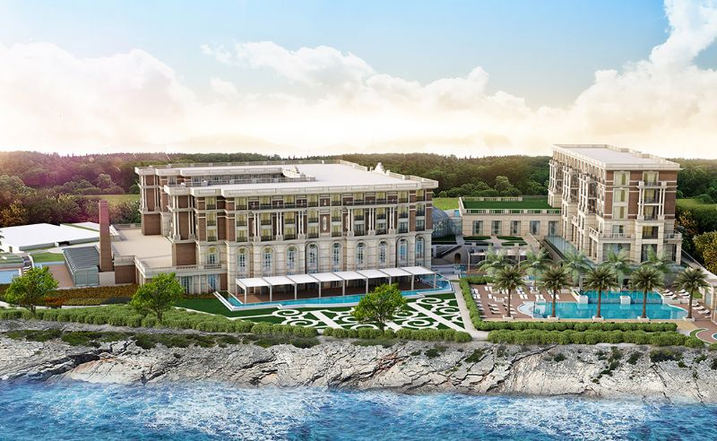 Kaya Palazzo Resort & Casino Fotoğrafı