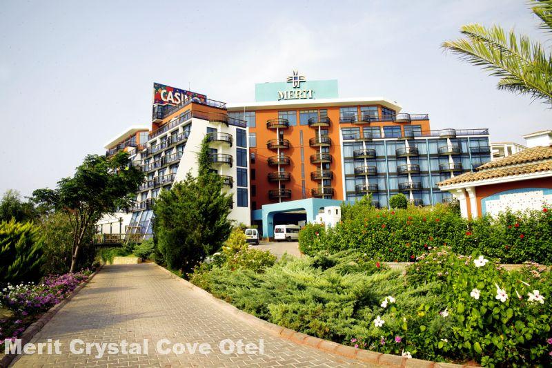 Merit Crystal Cove Hotel & Casino Fotoğrafı