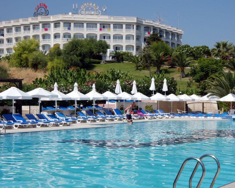 Denizkızı Royal Hotel Fotoğrafı