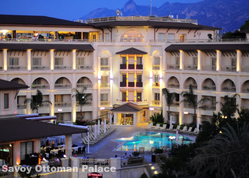 The Savoy Ottoman Palace & Casino Fotoğrafı