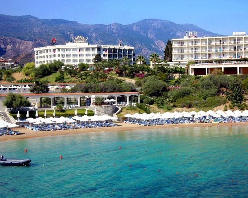 Denizkızı Hotel Fotoğrafı